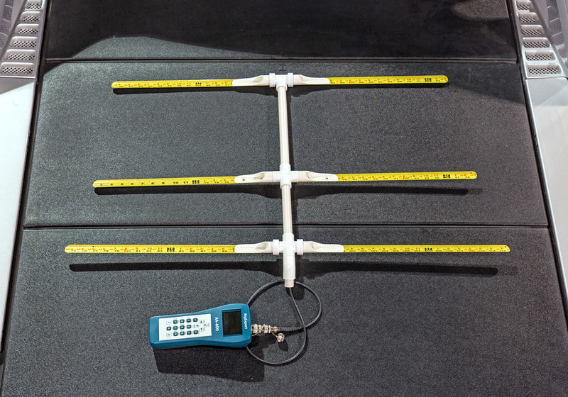 DF Tape Measure Yagi