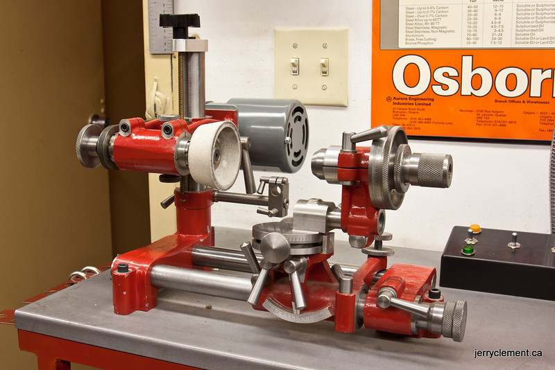 Quorn Tool and Cutter Grinder