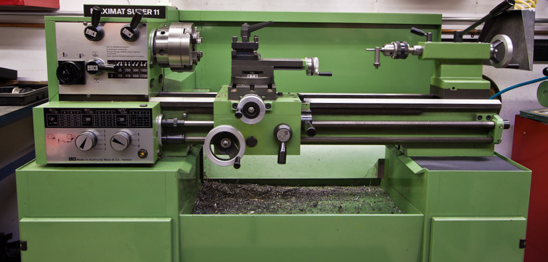 New Old Lathe