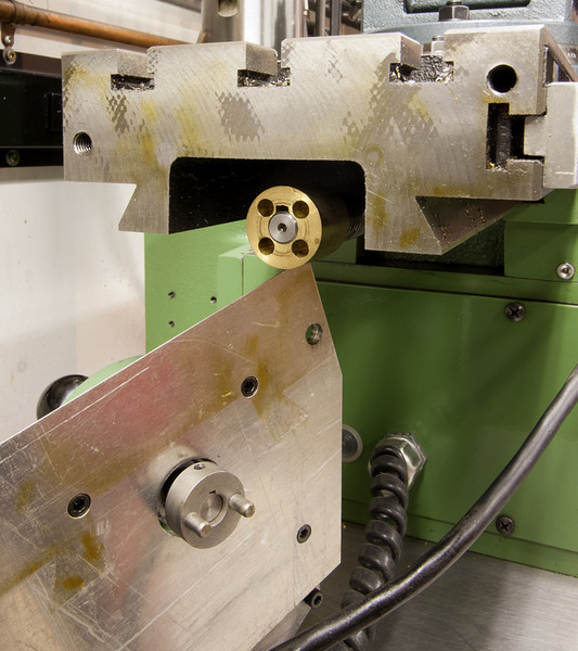 Milling Machine Modifications