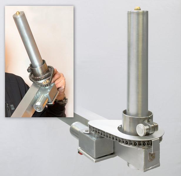 Max-Gain Systems Mast Rotator