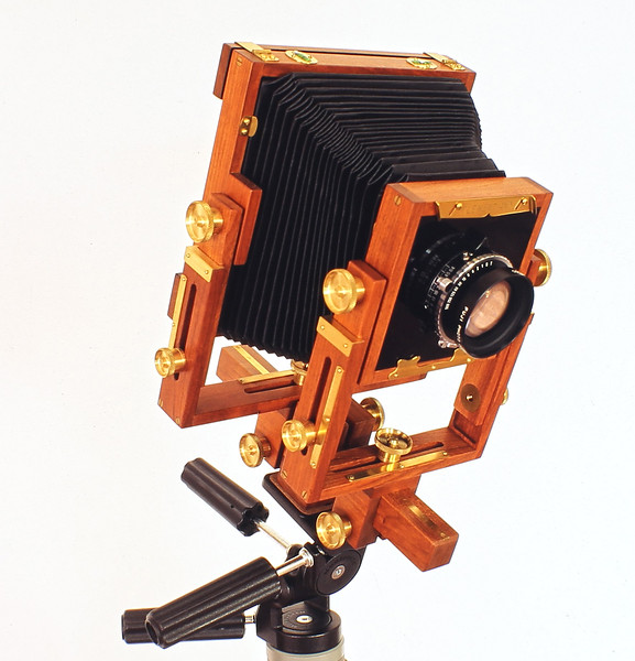 4 X 5 View Camera