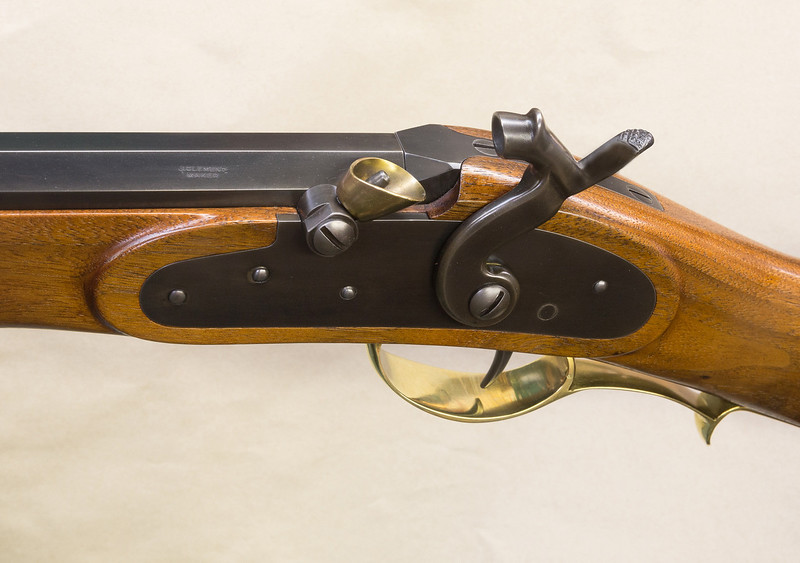 45 Cal Hawkins  Blackpowder rifle