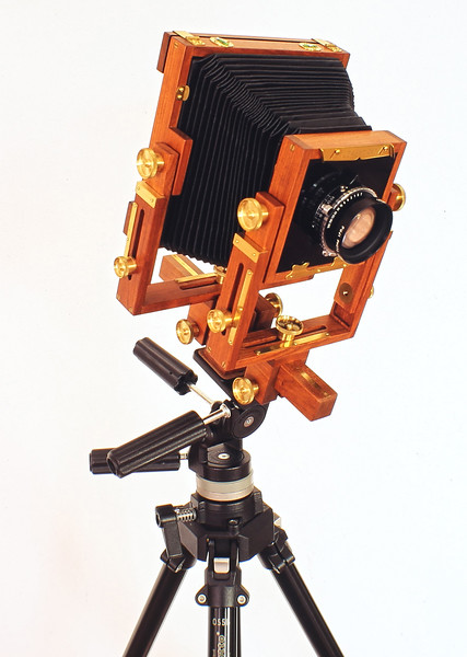"4"" X 5"" View Camera"