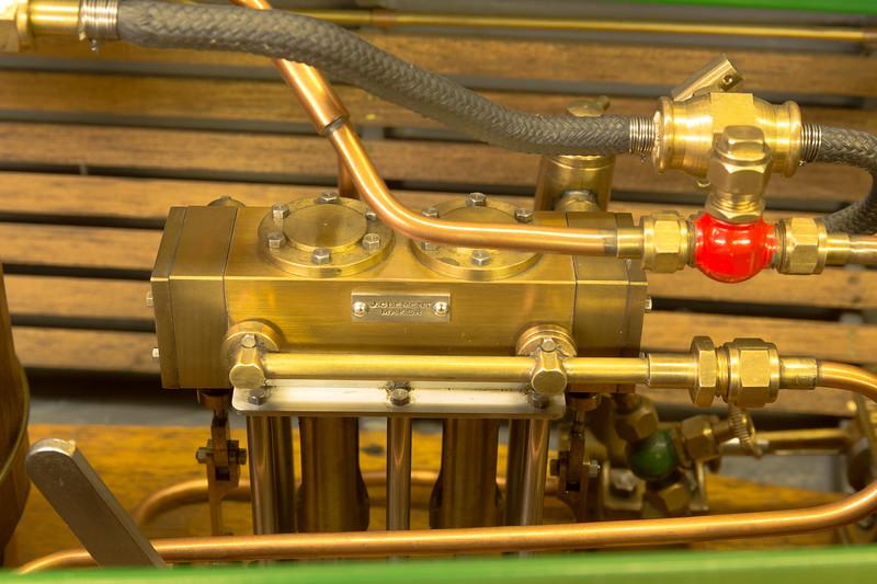 'Jennifer' Engine Works