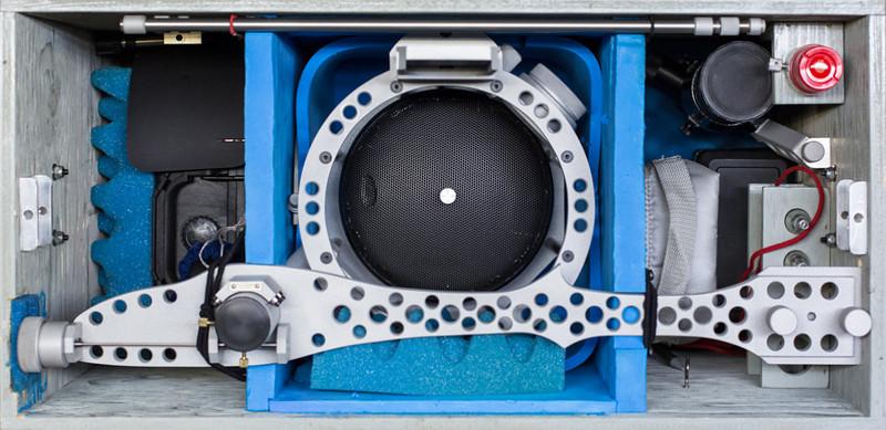 STARSHIP Telescope in storage container