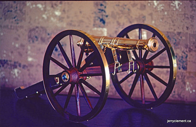 Model Cannons & Mortars