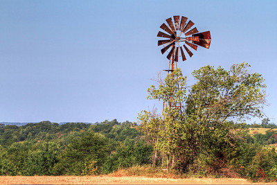 A Sooner Windmill