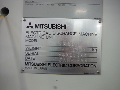 1995 Mitsubishi SX 10