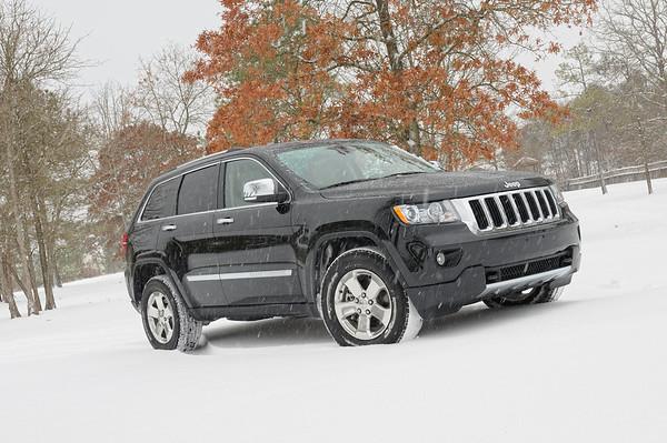 2011 Jeep GC