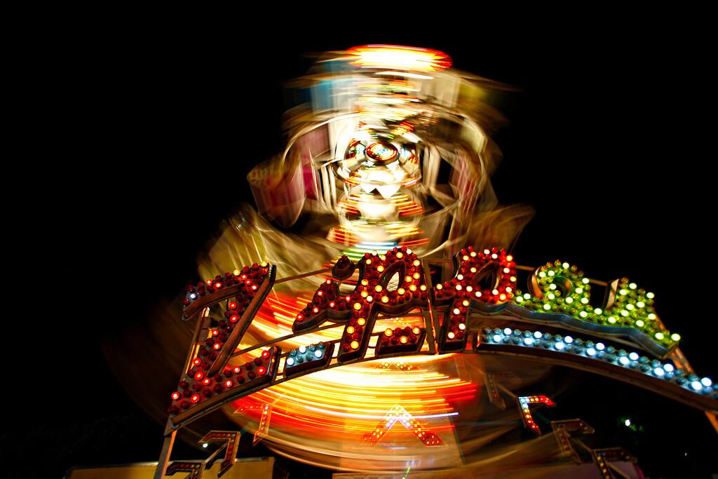 Zipper at Mn State Fair
