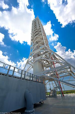 NASA Mobil Launch Pad