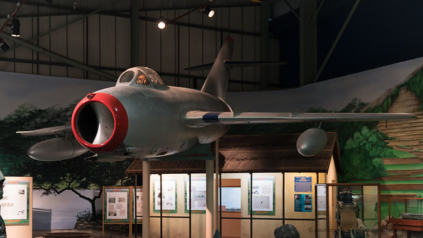 MIG 15 at the Fleet Air Arm Museum