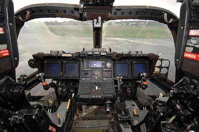 Boeing V-22 Osprey cockpit