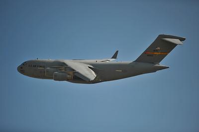 C-17 motors past.