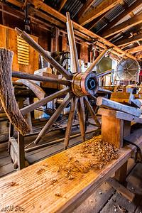 Wagon Wheel 101 - Making the spokes.