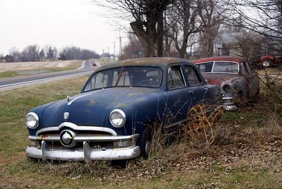 1950 Ford Tudor Sedan