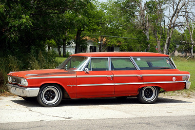 1963 Ford Country Sedan