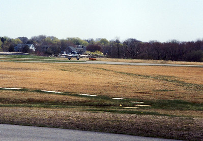 First Flight, April 2004