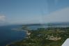 Nice view of the coastline on Block Island