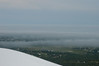 This is the fogbank that had us grounded for about an hour, while Steve and Intis mulled about needing to get their IFR certifications.