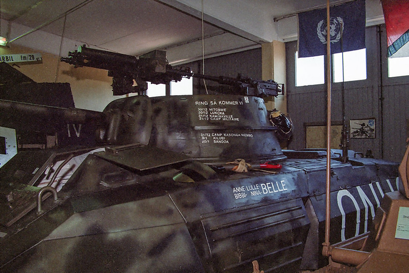Pansarbil M 8 Greyhound