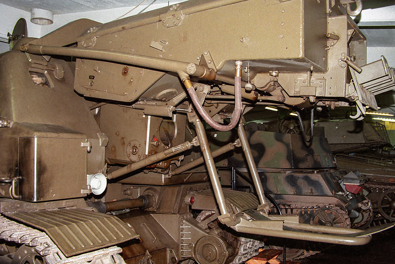 Artillerikanonvagn 151 Prototyp<br /> Autoloader