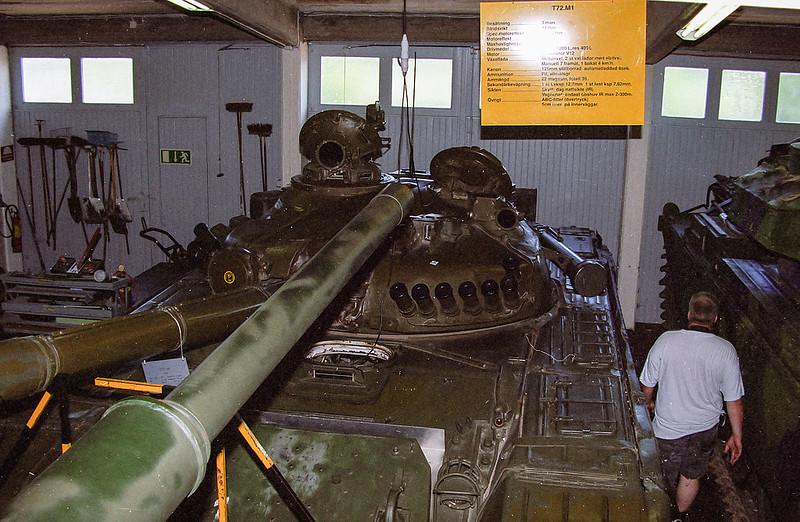 T 72 M1