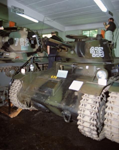 Stridsvagn m40K