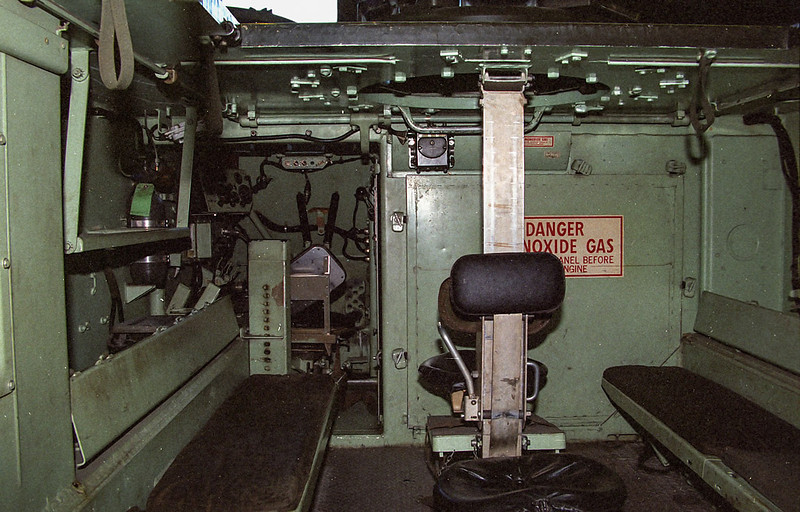 Pansarbandvagn M 113