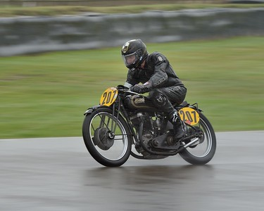 1938 Rudge Special - Tony Perkin Robin Stokes - Barry Sheene Memorial Trophy at the 2016 Goodwood Revival