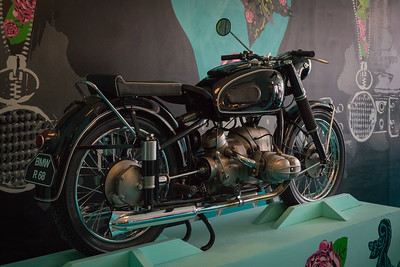 BMW R68 Boudoir - The Goodwood Revival 2018