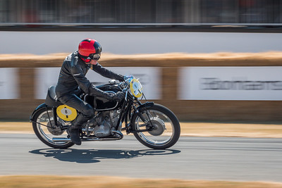 1954 BMW Rennsport - Sammy Miller -  Goodwood Festival of Speed 2018