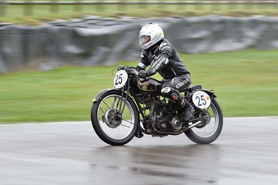 1933 Rudge TTR - Mike Farrall Charlie Williams - Barry Sheene Memorial Trophy at the 2016 Goodwood Revival