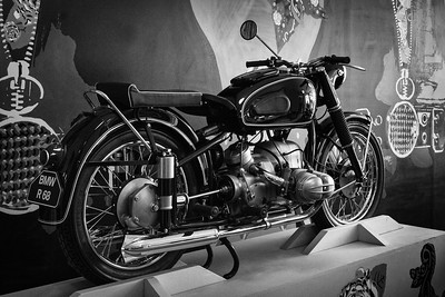 BMW R68 Boudoir - The Goodwood Revival 2018-2
