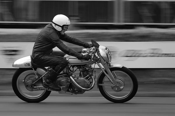 1950 Vincent Grey Flash Goodwood Festival of Speed 2017
