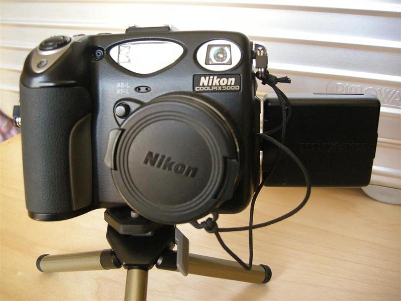 NIKON COOLPIX 5000 28-84mm