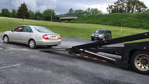 Car Carrier Load