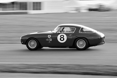 1953 Ferrari 250 MM 2998cc David Franklin BW