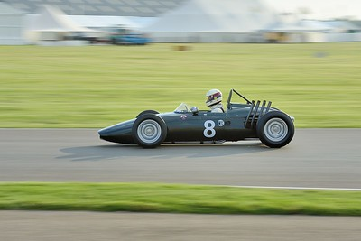 1961 BRM P57 1495cc  David Clark