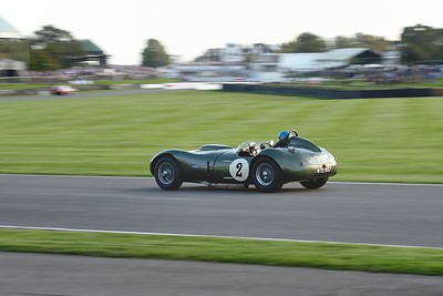 1958 Allard Farrallac 6391cc Tony Bianchi Nick Wigley