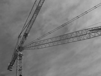 cranes, ConExpo, Las Vegas, 3.08