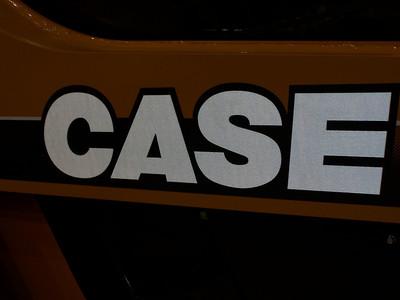 CASE, ConExpo, Las Vegas, 3.08