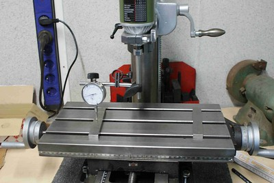 DIY Mini milling machines..