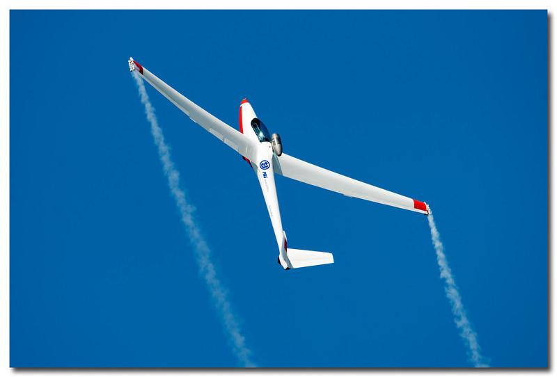 Bob Carlton - Jet Sailplane