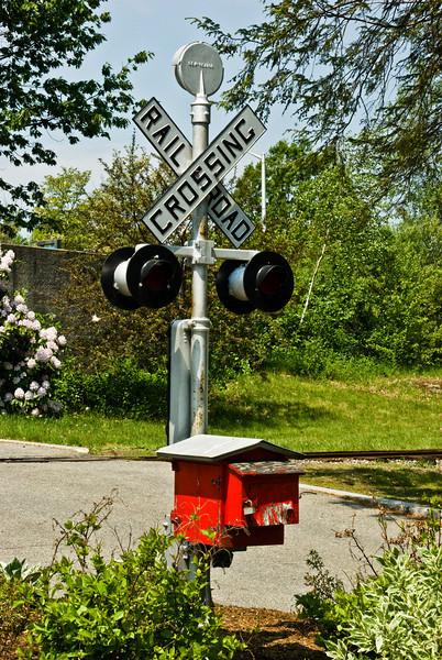 Rail Crossing Signal