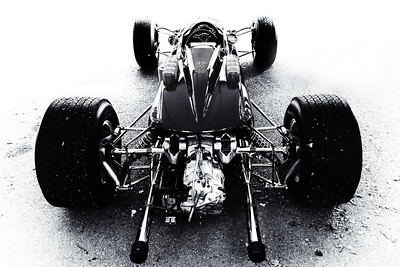 "1964 Ferrari 158   - John Surtees won the F1 title in this car completing the ""double"""