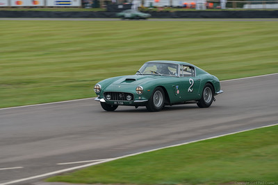 1962 Ferrari 250 GTO - James Cottingham - Andre Lotterer - Goodwood Revival 2019