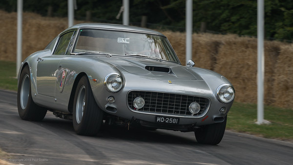 1961 Ferrari 250 GT SWB-C - Goodwood Festival of Speed -  July 2019