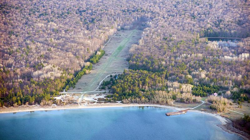 Chambers Island Runway